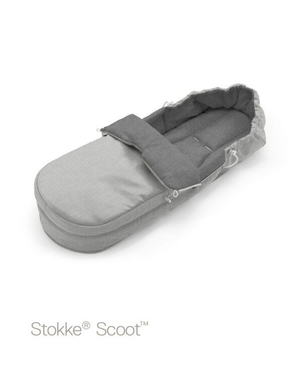 Stokke® Scoot™ Softbag - grey melange - Stokke