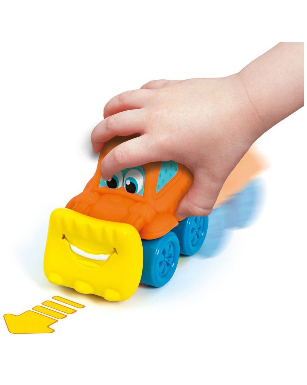 Baby car soft & go - Clementoni
