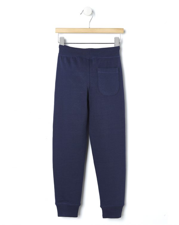 Pantaloni felpa blu scuro - Prénatal