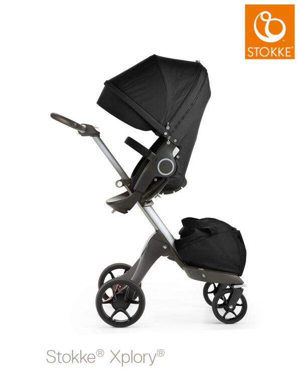 Stokke® Xplory® V5 - black - Stokke