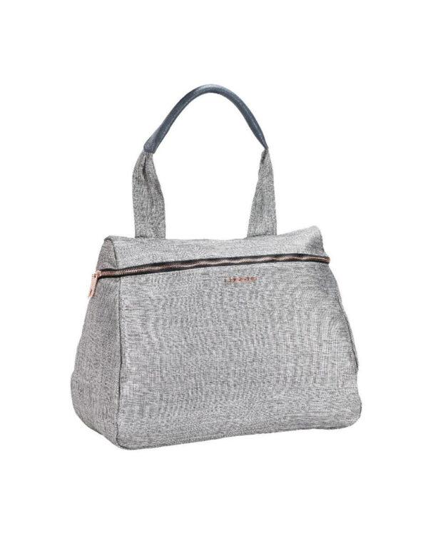 Rosie Bag fasciatoio antracite glitter - Lassig