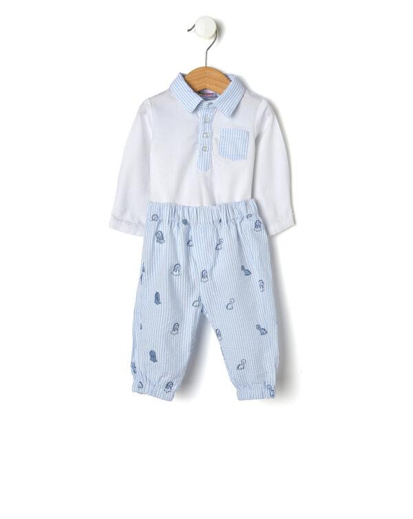Completo body e pantaloni - Prénatal