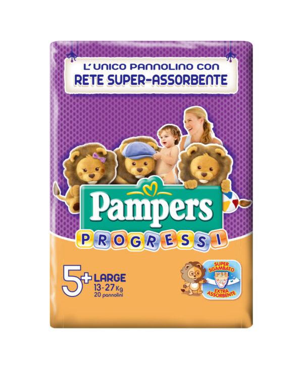 Pampers Progressi - Large (13-27 kg) - Prénatal