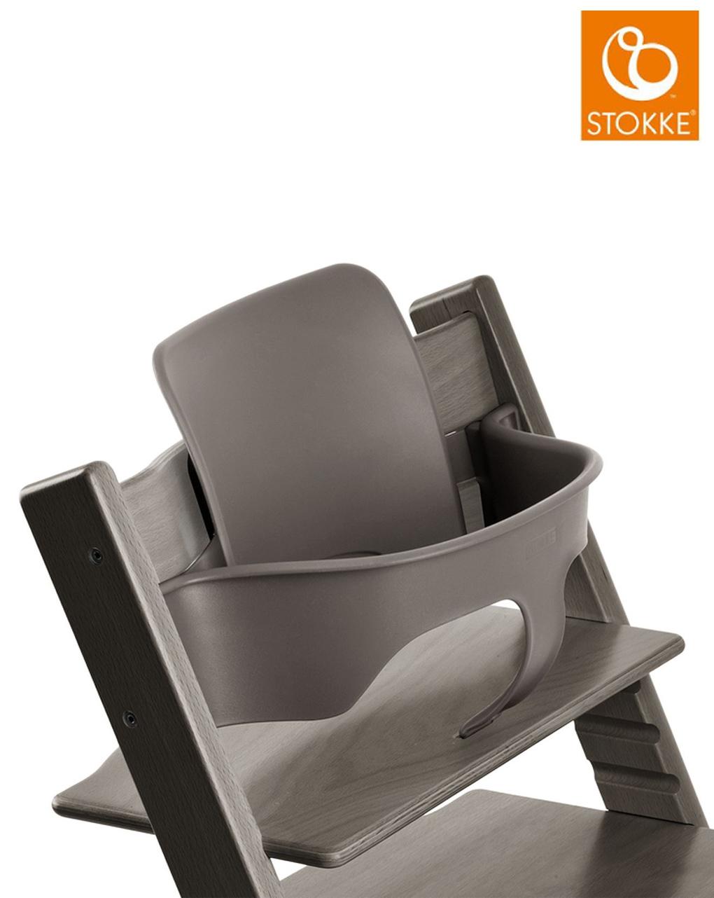 Stokke® baby set per tripp trapp® - hazy grey - Stokke