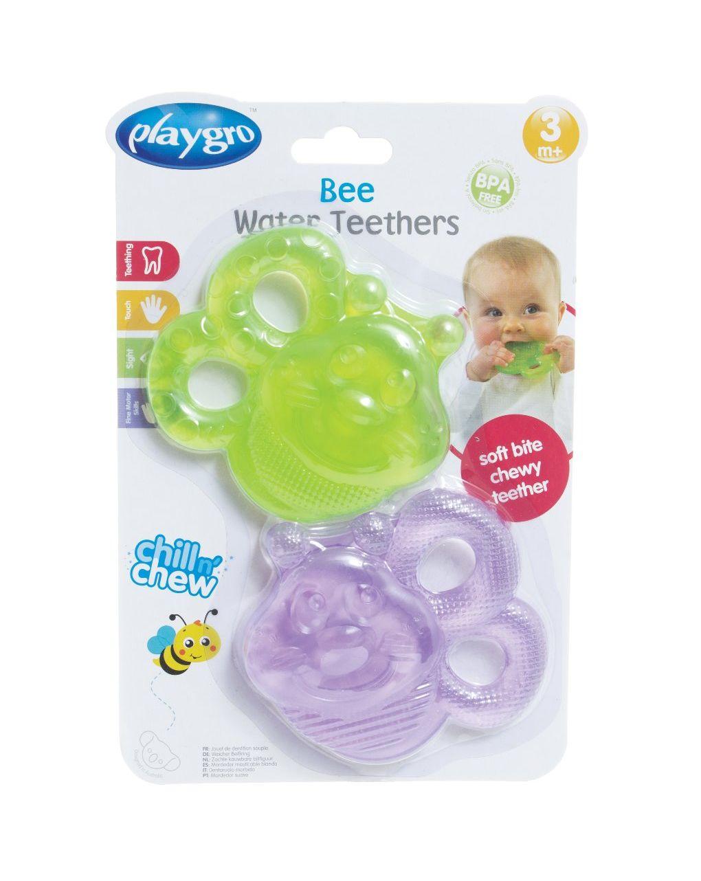 Water teether bee 2 pack - Playgro