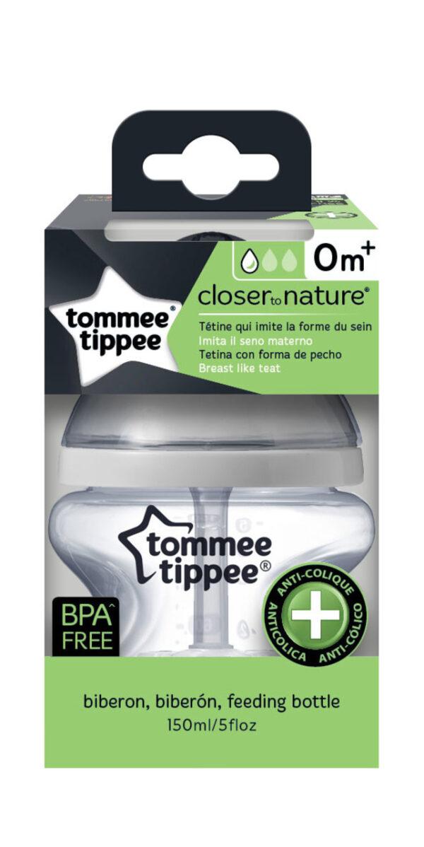 Biberon anticolica 150ml - Tommee Tippee