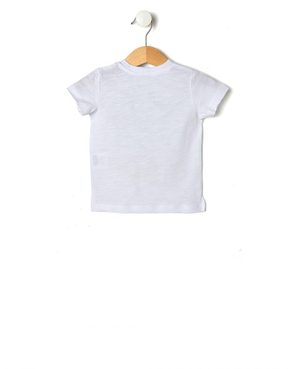 T-shirt mezza manica con stampa - Prénatal