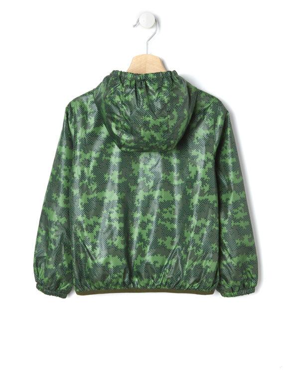 Kway camouflage con fodera in rete - Prénatal