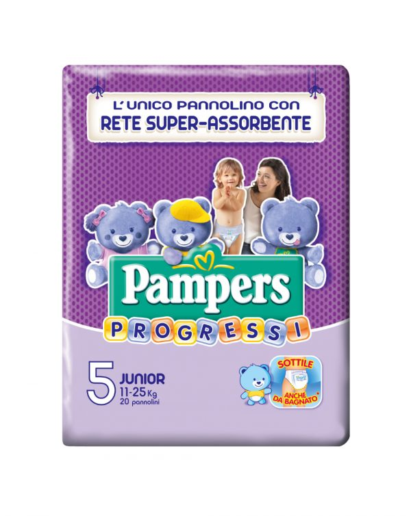 Pampers progressi Junior (11-25 kg) - Prénatal