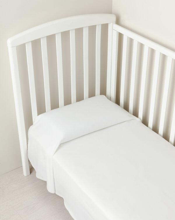 Coperta letto in pile color panna - Prénatal