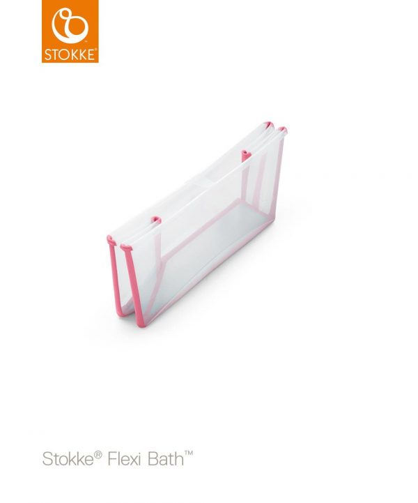 Stokke® Flexi Bath® - transparent pink - Stokke