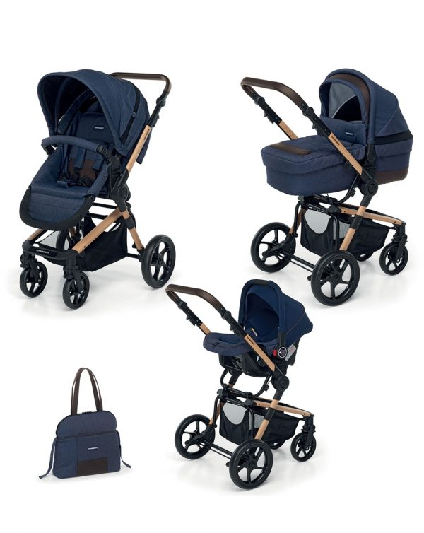 I WOOD TRAVEL SYSTEM JEANS - Foppapedretti