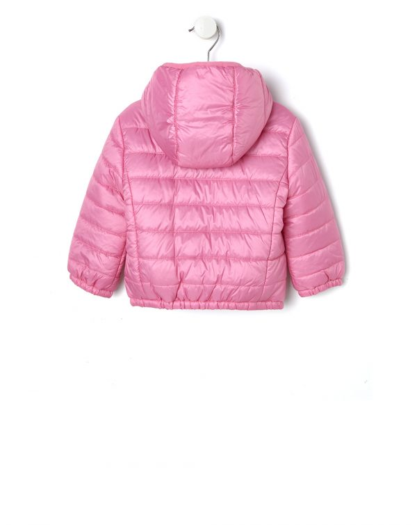 Piumino leggero rosa - Prénatal