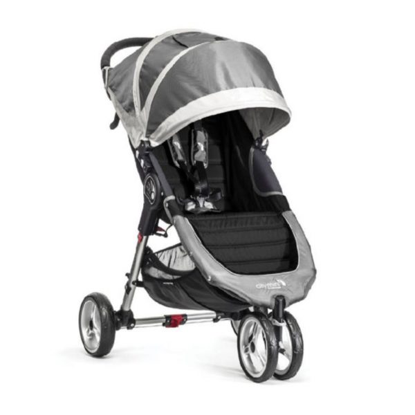 City Mini Steel Gray/Sand - Baby Jogger