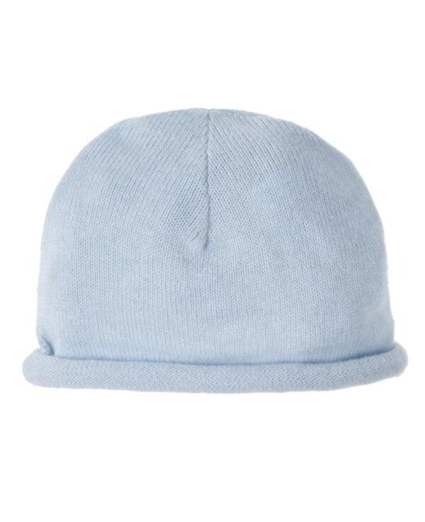 Cuculo azzurro in tricot di lana - Prénatal