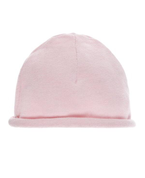 Cuculo rosa in tricot di lana - Prénatal