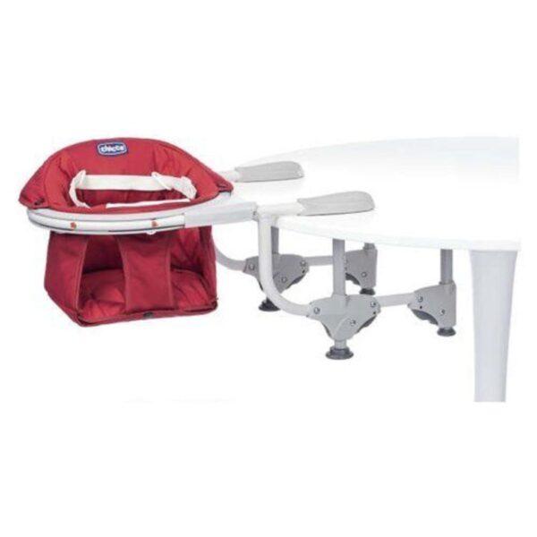 Seggiolino da tavolo 360° scarlet - Chicco