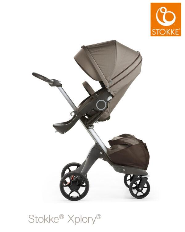 Stokke® Xplory® V5 - brown - Stokke