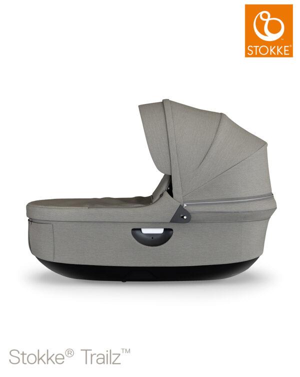 Stokke® Navetta per Passeggino - brushed grey - Stokke