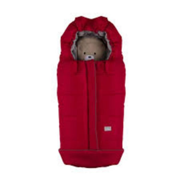 SAC PASS JUNIOR RED BEAR GREY - Prénatal