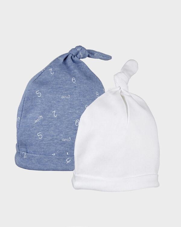 Pack 2 cappelli bimbo - Prénatal