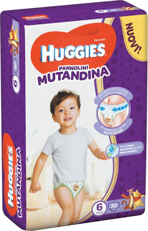 Huggies pannolino mutandina x2 tg 6 - Prénatal
