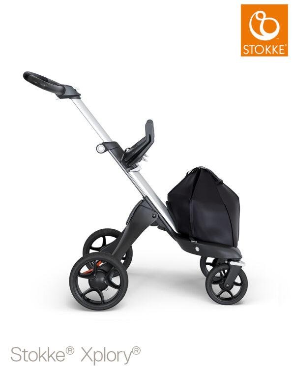 Stokke® Xplory® 6 Telaio Silver - black - Stokke