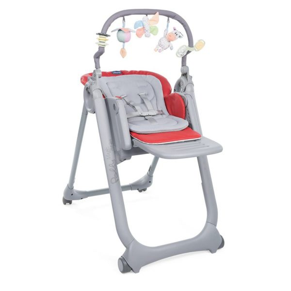 Polly Magic Relax scarlet - 4 ruote - Chicco