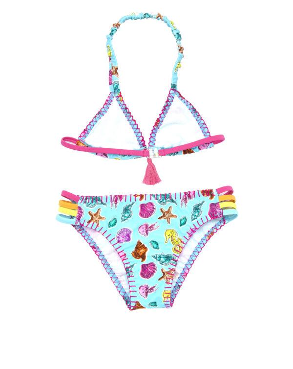 Bikini fantasia con stampa conchiglie - Prénatal