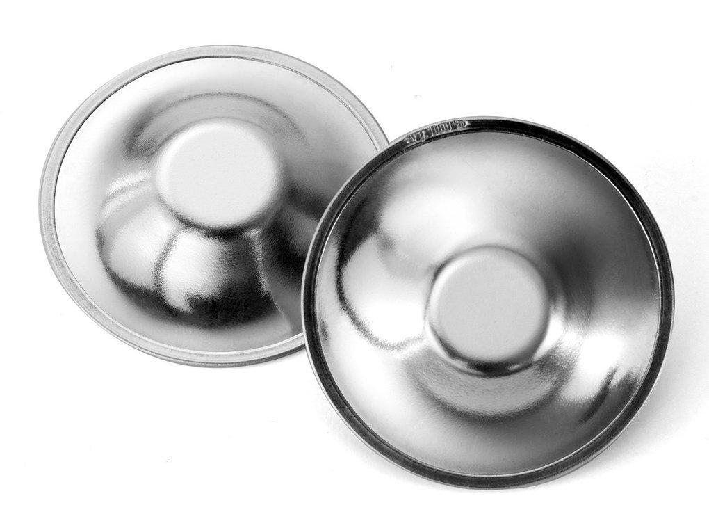 Paracapezzoli in argento - 40 Settimane