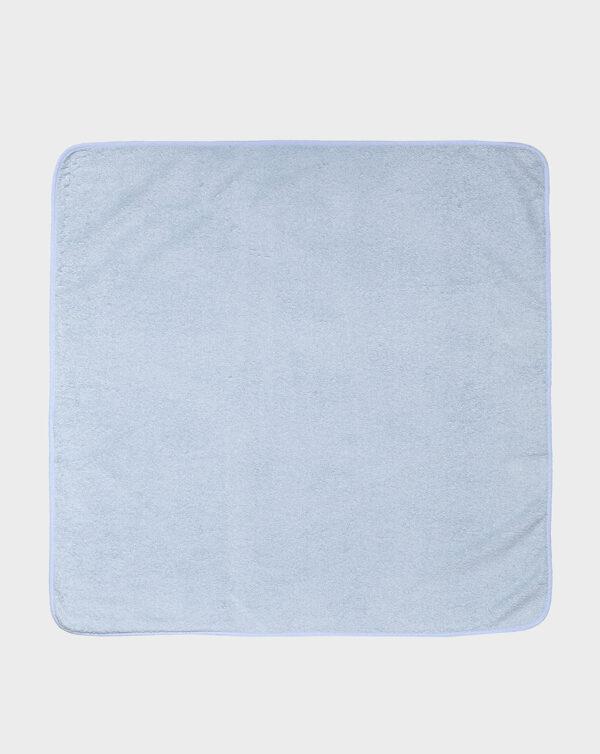 Accappatoio in spugna azzurro - Prénatal