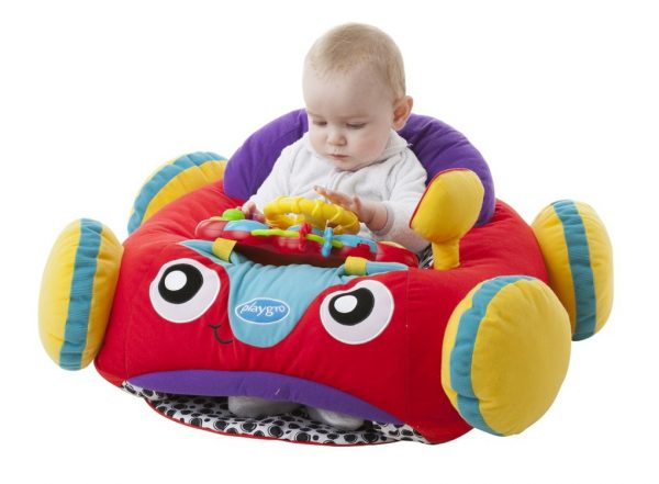 Music and Lights confy car - Playgro