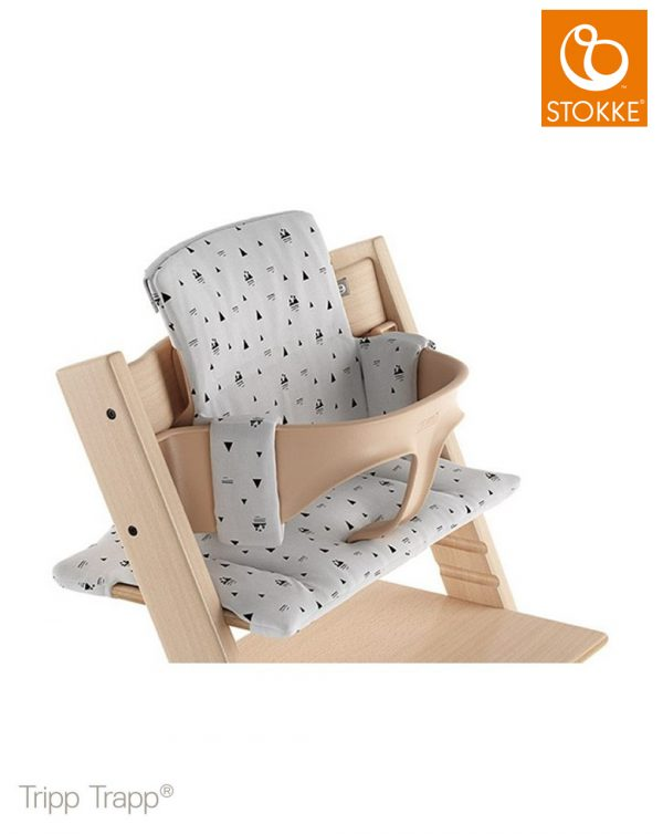 Tripp Trapp® Cuscino - white mountains - Stokke