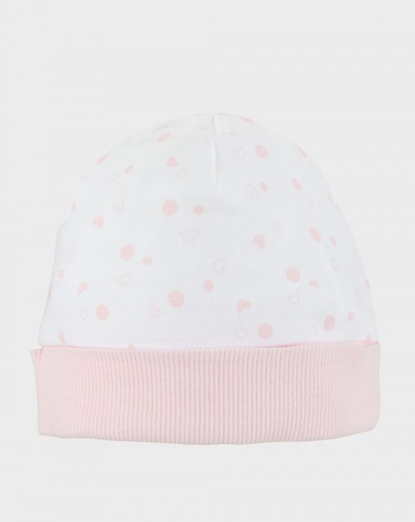 Cappello in interlock bimba stampato - Prénatal