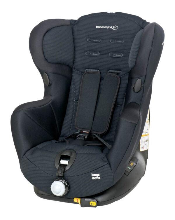 Seggiolino auto Iseos Isofix - Total black (gr.1) - Bébé Confort