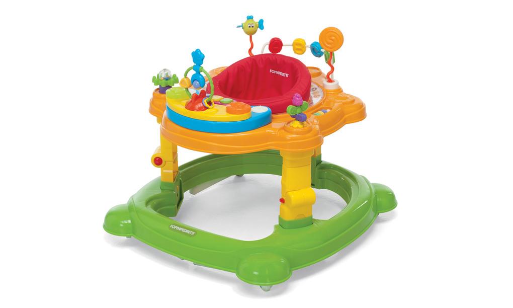Girello activity center playgò - Foppapedretti