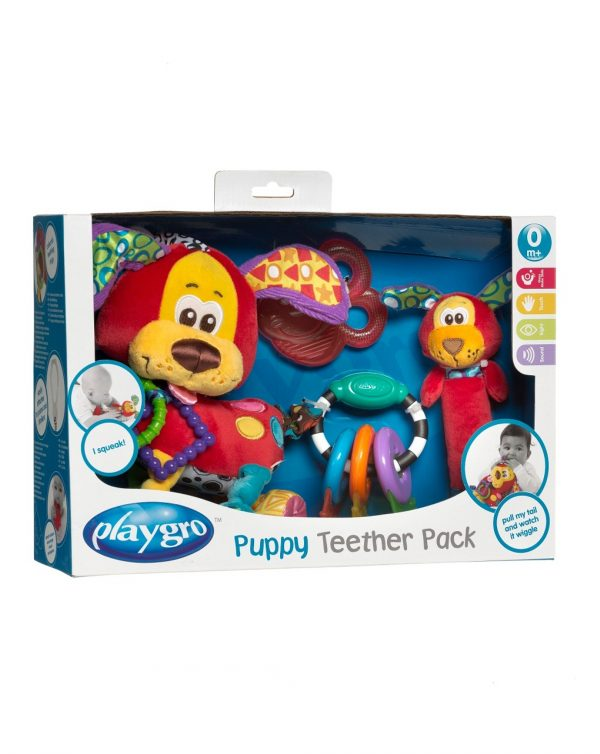 Puppy gift pack (0m+) - Playgro