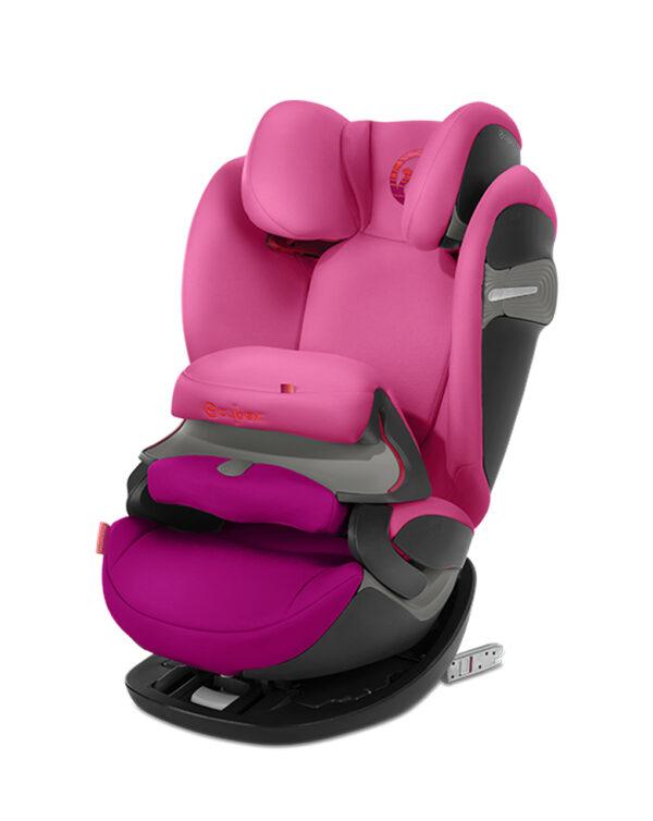 Seggiolino auto Pallas S-Fix Passion Pink - Cybex