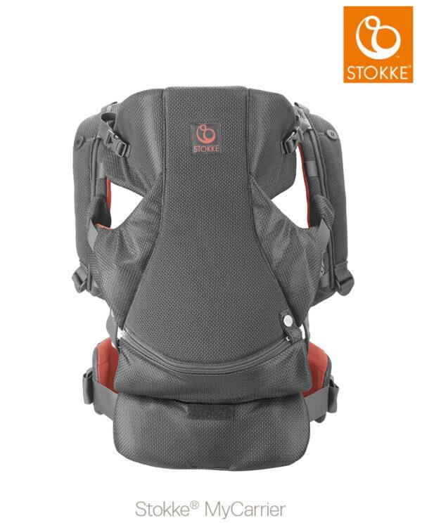 Stokke® MyCarrier™ Marsupio anteriore - coral mesh - Stokke