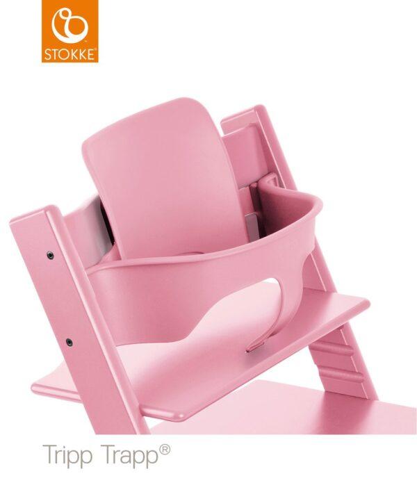Stokke® Baby Set per Tripp Trapp® - soft pink - Stokke