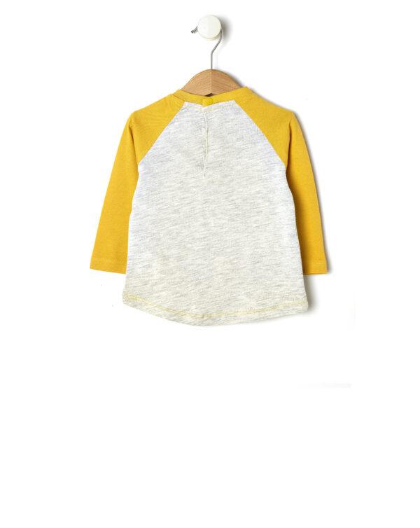 T-shirt manica lunga raglan - Prénatal