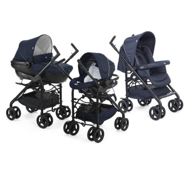 Trio Sprint blue passion - Chicco