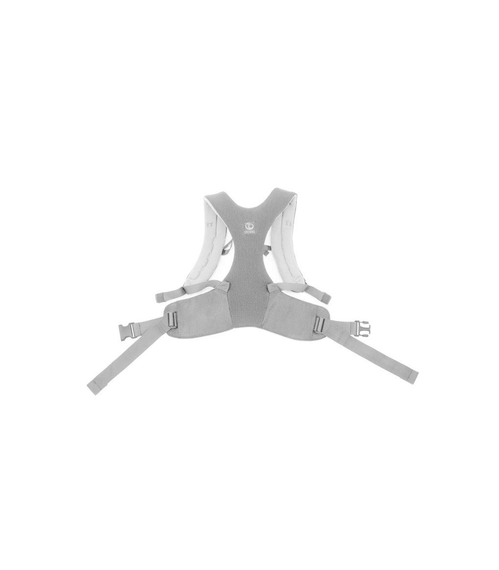 Marsupio anteriore stokke® mycarrier™ grey mesh - Stokke
