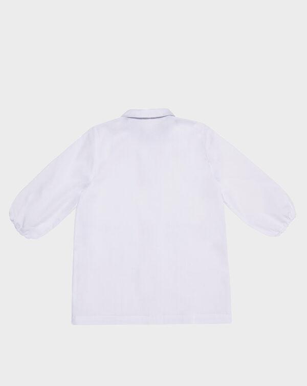 Grembiule bianco bimbo - Prénatal