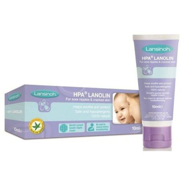 Crema HPA® Lanolina 10 ml - Lansinoh