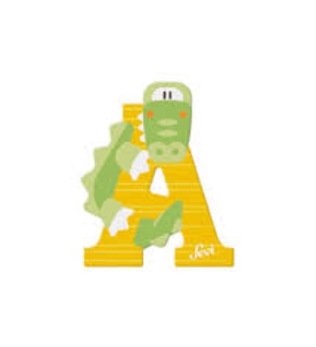 Lettera a alligatore - Sevi