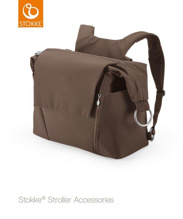 Stokke® Borsa per il cambio - brown - Stokke