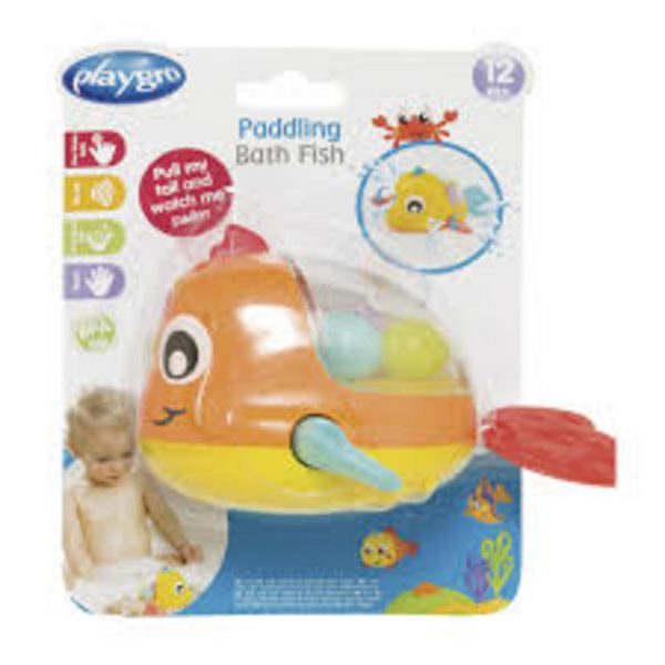 Padding Bath Fish - Playgro