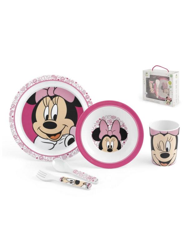 Set pappa 5 pezzi Minnie - Prénatal