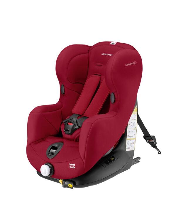 Iseos Isofix (Gr. 0+/1) Raspberry Red - Bébé Confort